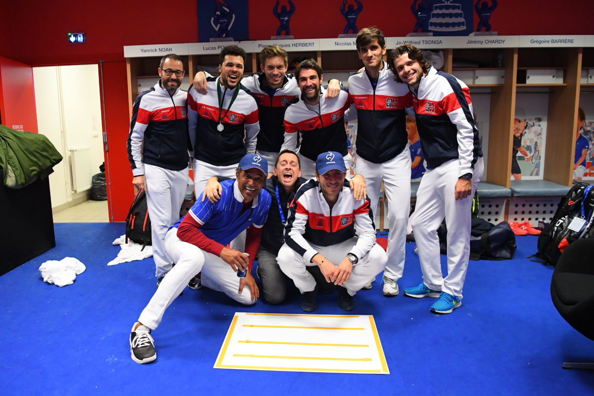 Finale Coupe Davis 2018 YeahYeah Media